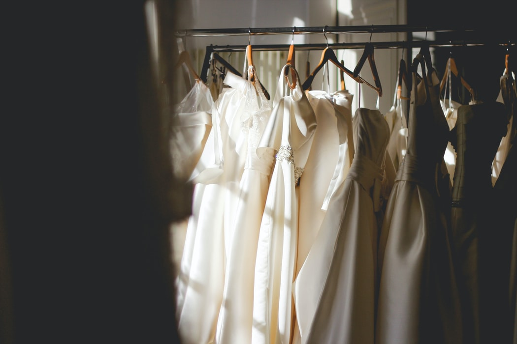 what to wear under the white dress